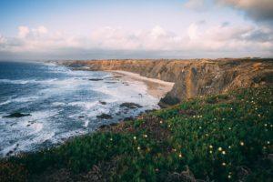 Aljezur kustlijn